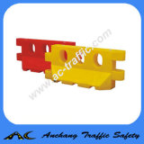 Best Price Road Water Filled Three Hole Plastic Traffic Barrier