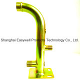 Yellow Galvanized Expansion Vessel Console