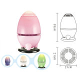 Effective 4 in 1 Water Air Purifier with Humidifier, Ionizer & Atomizer