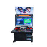 2 Players Classic Bar Mini Arcade Cocktail Table Game Street Fighter Machine