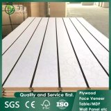 18mm Types of White Color Melamine Faced MDF Board, Matte Glossy Embossed Laminated MDF Boards for Furniture