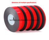 Foam Seal Tape, High Density Foam Seal Strip Self Adhesive Weather Stripping Insulation Foam 1/2 Inch Wide X 1/8 Inch Thick