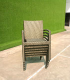 Mc-105 PE Rattan Cheap Wicker Rattan Chairs