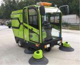 Street School Sanitation Wet Dry Vacuum Road Floor Sweeper