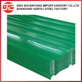 Corrugated Prepainted Steel Color Roofing Sheet
