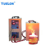 Competitive Price Induction Heating Furnace with Metal Melting Containers