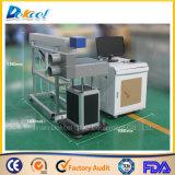 China Hot Sale CO2 Glass Tube 80W Laser Engraving on Metal Marking Machine Price