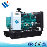 200kw Silent Electric Diesel Soundproof Generator Power with Cummins Engine