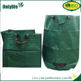 Onlylife PE Fabric Foldable Garden Leaf Bag