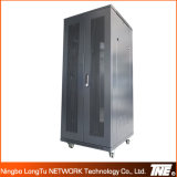 Bi-Fold Vented Door Front Network Cabinet for DELL. HP Servers
