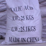 Manufacutre Direct Used in Textiles Oxalic Acid 99.6%