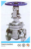 Hand Wheel Osy Flanged Stainless Cast Steel Gate Valve