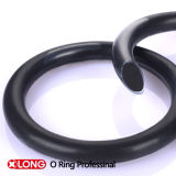 FEP Encapsulated Black Viton O-Ring for Sealing