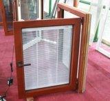 High Quality Blind Inside Double Glass Window/Blind Between Glass Venetian Blinds