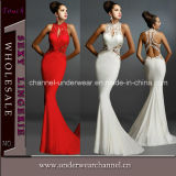 Newest Fashion Lady Bridal Mermaid Wedding Gown Dress (T60639)