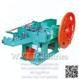 Hot Sell Automatic U Nail Making Machine Price/Coil Nail Machine/Ring Type Screw Type Nail Thread Rolling Twisting Machine