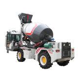China Supply Small Self Loading Mini Volumetric Concrete Mixer Truck