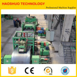 Steel Coil Straightening and Leveling Cut to Length Line