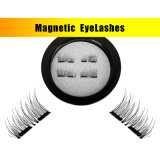3D Double Magnetic Eyelashes Reusable False Magnet Lashes Extension