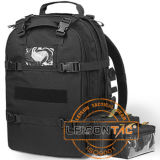 Police Backpack of 1000d Nylon with 2 Small Tool Bags