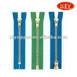 Mass Quantity Stock Metal Zipper (low price)