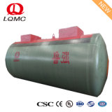 Double Walled Carbon Steel and FRP Underground Fuel Tank
