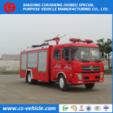 4X2 Dongfeng Emergency Fire Rescue Trucks with Foam 10, 000liters for Philippines