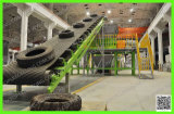 Tyre Recycle Machine / Waste Tire Recycling Machine / Tire Shredder Machine