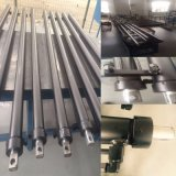 Long Stroke Double Acting Hydraulic Oil Cylinder Stainless Steel Piston Rod