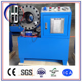 Ce and ISO Certificate Multi-Functional Tube Locking Machine for Air Hose Promotion