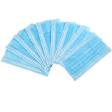 Protective Disposable Face Mask with Nonwoven Material