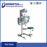 Powder Sachet / Washing Powder / Semi Automatic Powder Filling Machine