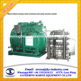 2016 Latest Standard 30 Persons Mbr Gray Water and Black Water Treatment Unit