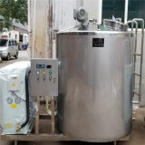500L 1000L 2000L Milk Cooling Tank for Small Dairy Farm