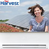Eco Friendly AC/DC Hybrid Solar Air Conditioning System Without Carbon Emission