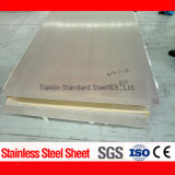 AISI SUS A240 202 Stainless Steel Plate