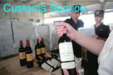 Import Customs Application Logistics Service in China for Wine