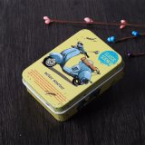 Fashion Square Cans Wholesale Fashion Gift Tin Can Tin Box