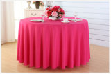 Cheap Price with Good Quality Tablecloth for Wedding Table Dining Table (M-X1190)