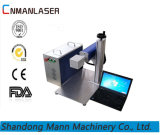 20W Ipg Fiber Laser Marking Machine for Stainless Steel Color Marking