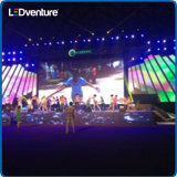 Indoor Full Color Big LED Electronic Wall Rental for Events, Parties, Meetings, Conferences