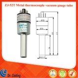 Reborn Zj-52t Metal Resistance Vacuum Gauge Tubes Price / Zj-52t Kf10-16metal Vacuum Gauge Tube Model Number CF16