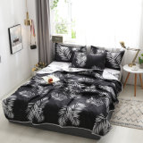 India Malaysia Thailand Hot Selling Thin Light Weight Bedding Quilted Comforter Set with Bedsheet and 2 Pillowcases