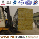 Fireproof Materials with Insulation Rockwool Sandwich Panels Roof/Wall