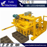 Hydraulic Press Mobile Concrete Hollow Block Making Machine