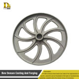 China High Quality Centrifugal Casting Ring Roller Cast Foundry Metal Stamping Parts