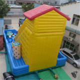 2017 New Popular Inflatable Castle for Sale