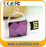 Lady's Handbag Shape Jewelry USB Flash Drive (ES182)