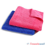 Plush Terry Microfiber Cleaning Cloth