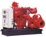 Xbc/Tpow Horizontal Split Casing Diesel Fire Pump, Double Suction Centrifugal Pump, Nfpa20 Fire Fighting Pump
